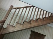 Изготовление лестниц,  установка,  покраска.