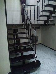 Лестницы и ограждения под ключ